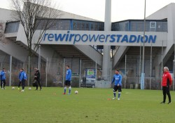 Trainingsfoto