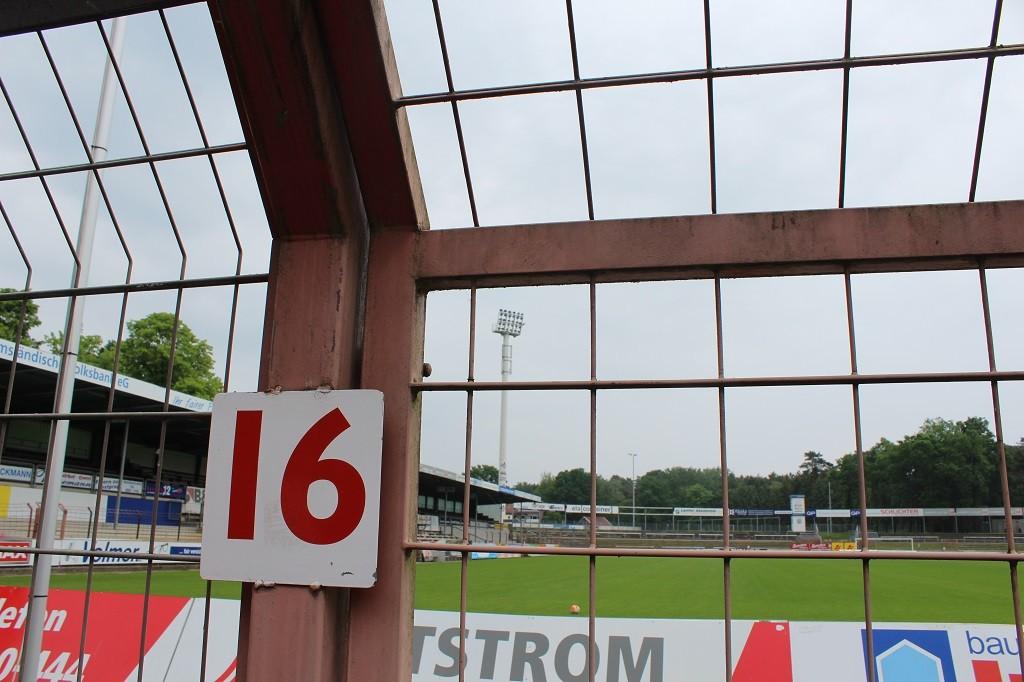 Der SVM hat schon deutlich bessere Zeiten erlebt: die abgelaufene Saison beendete der Verein auf Platz 5 der Regionalliga Nord.